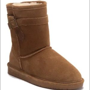 Bearpaw Val Youth Hickory II Boots NIB Size 3